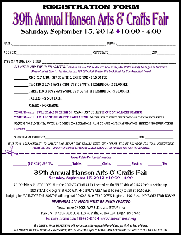 Arts and Crafts Fair Registration Form Craft Fair Item Order Form on craft fair patterns, craft fair application, craft fair flyer, craft fair registration form, craft vendors wanted, craft fair contract, craft fair mailing list, craft fair shopping cart, craft fair posters, craft fair products, craft fair tips, craft show crafters, craft fair receipt, craft fair pricing, craft vendor application template,