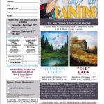 October Joy of Painting Registration