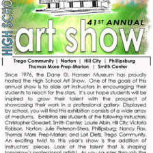 High School Art Show