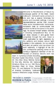 Recollections of Nature Brochure2
