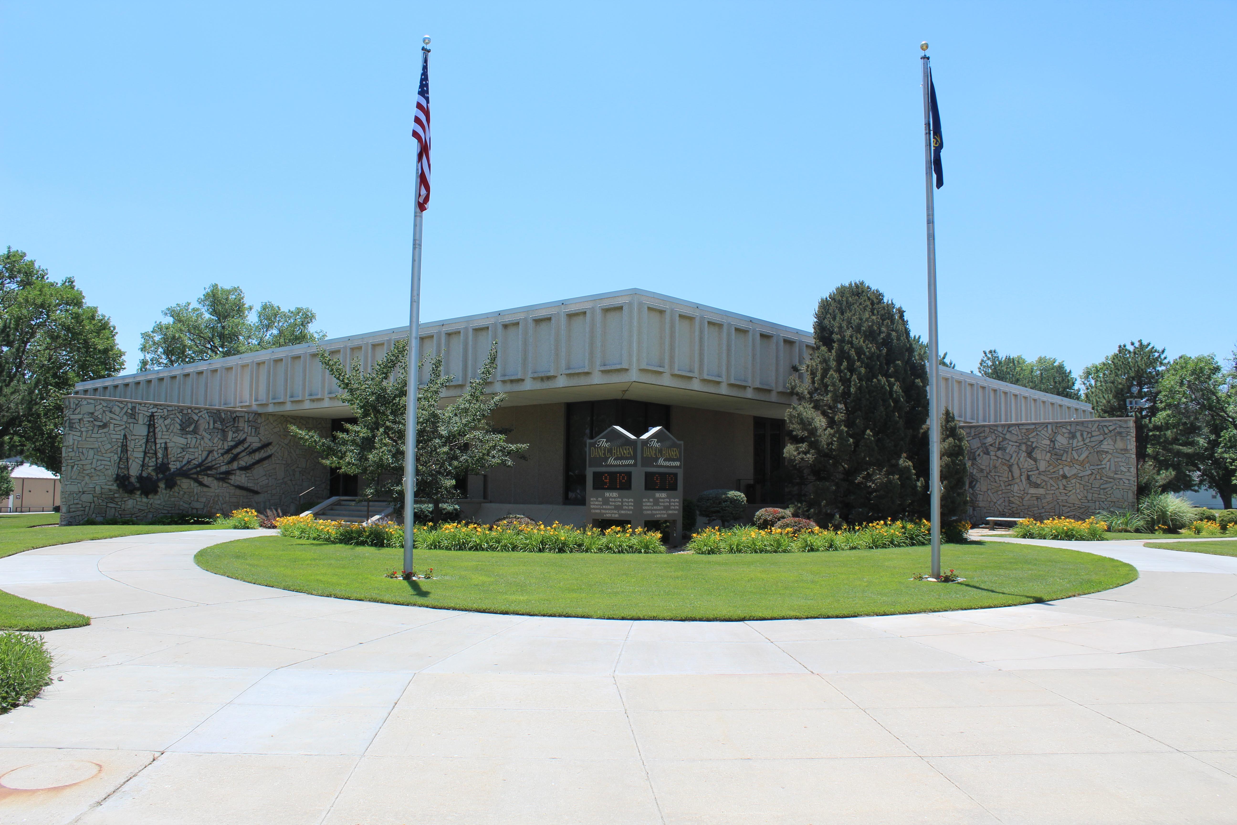 Dane G. Hansen Museum