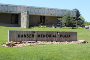 Hansen Memorial Plaza